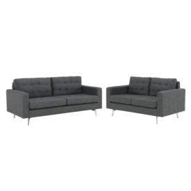 Szett 3-személyes és 2-személyes kanapé