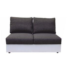 2-személyes kanapé kinyitható funkcióval