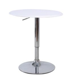 Bárasztal állítható magassággal