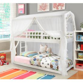Montessori emeletes ágy