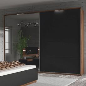 Fa keret LED világítással szekrényhez DEGAS
