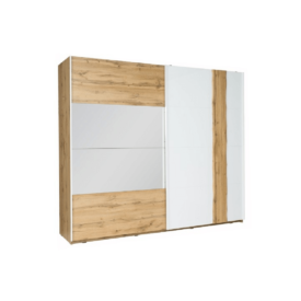 2-ajtós szekrény