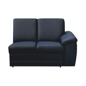 2-személyes kanapé támasztékkal