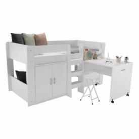 Kombinált ágy gyerekszobába