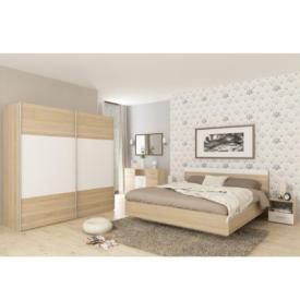 Hálószoba garnitúra (ágy 160x200 cm)