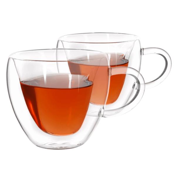 Thermo Heart pohár csésze