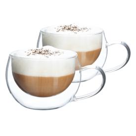 Thermo cappuccino pohár csésze