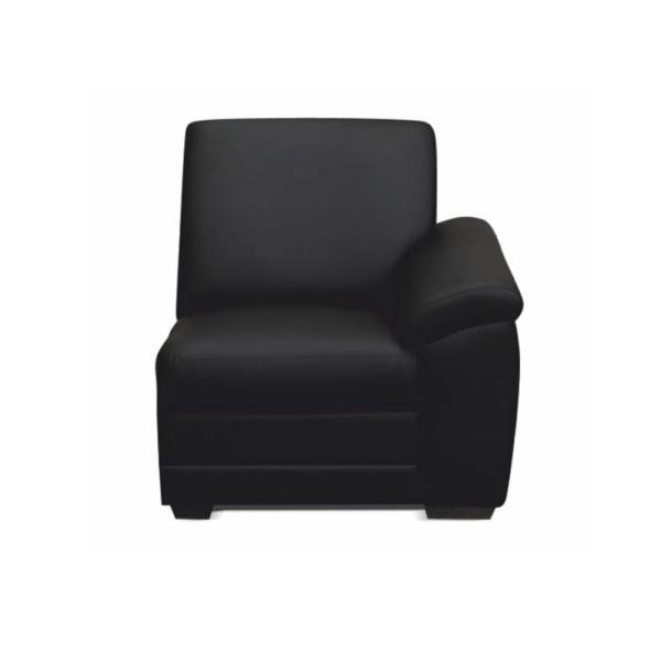 1-személyes kanapé támasztékkal