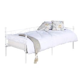 Fém kanapé - egyszemélyes ágy