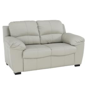 Bőr 2 személyes kanapé