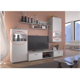 Led megvilágítás nappali bútorhoz