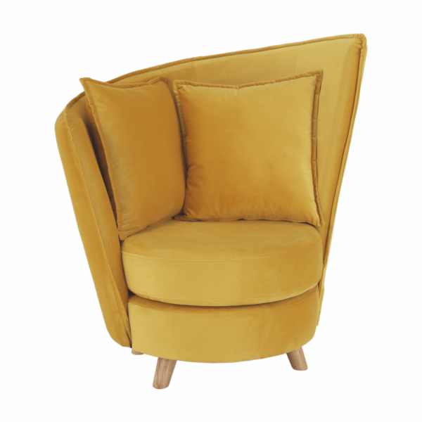 Fotel Art Deco stílusban