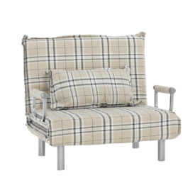 Kinyitható fotel párnával
