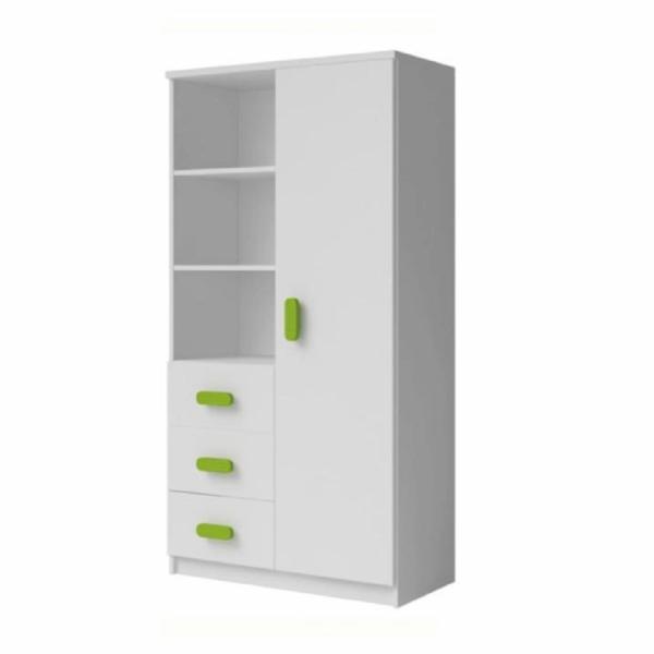 Kombinált szekrény 80 3S1D