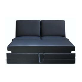3 ülés háttámlával és kihúzható