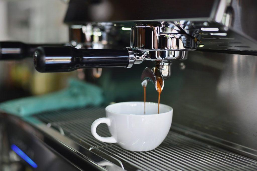 kávé készítése