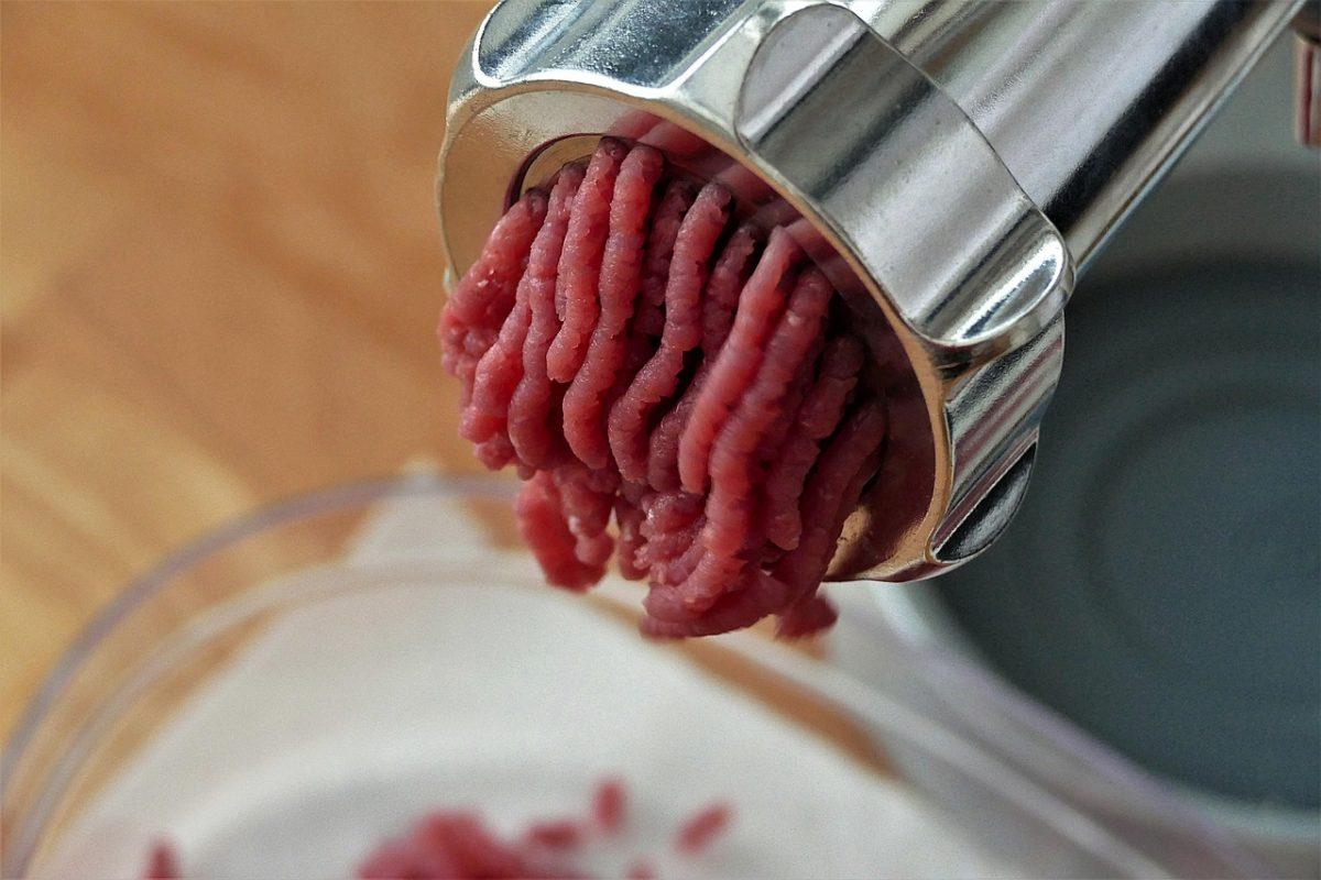 kézi húsdaráló