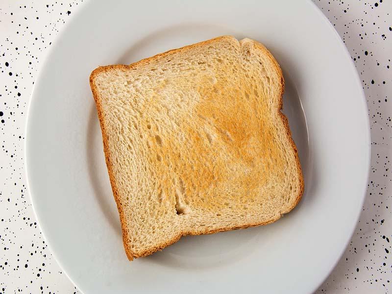 kenyérpirító toast