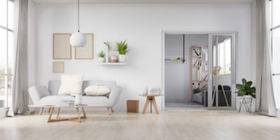 padlófűtés nappaliban
